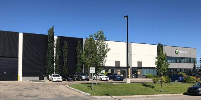 STATS Group, Edmonton Facility