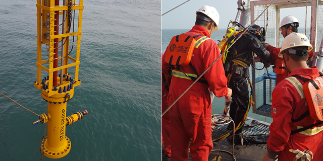 14in Subsea BISEP deployment