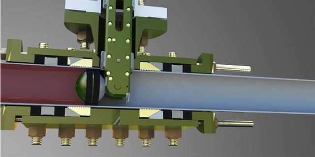 "3"" BISEP™ & Tecno Plug™ | Tern Alpha Platform, North Sea, UK"