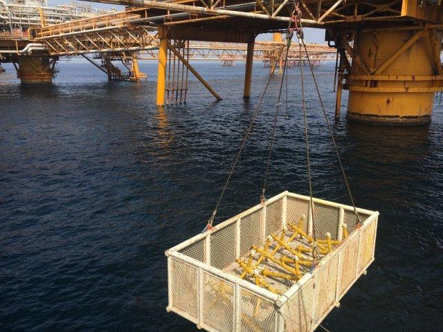 """42"""" Subsea Abandonment Plug, Dubai, UAE"""