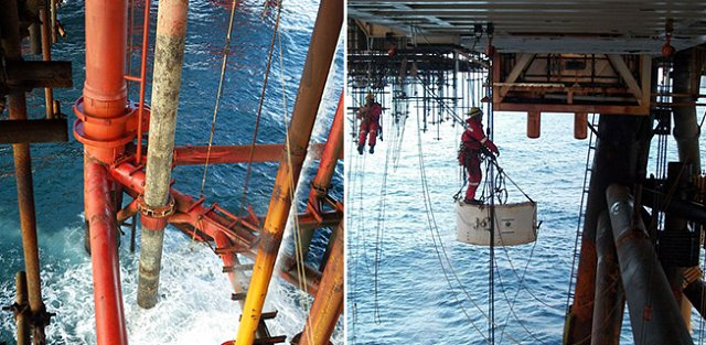 Safely Securing and Recovering Caissons
