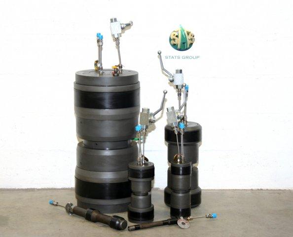 Localised Hydrostatic Weld Test Tools
