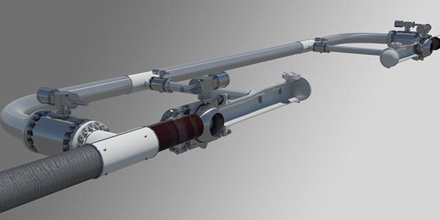 Retrofitting Pigging Functionality in Unpiggable Pipelines