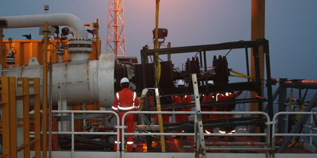 Pipeline Isolation Dol2 Qatar