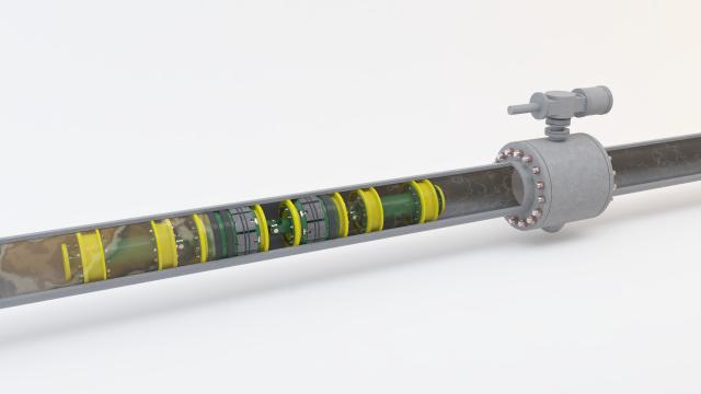 Reinstatement leak-test of new valve