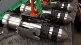 ROV Mechanical Plugs Brazil