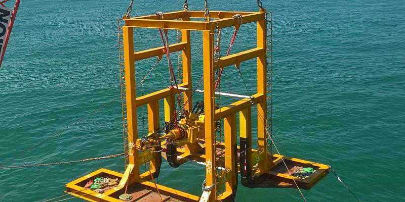 "14"" Subsea Pipeline Isolation & Repair, East China Sea"