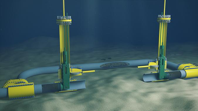 BISEP subsea midline isolation