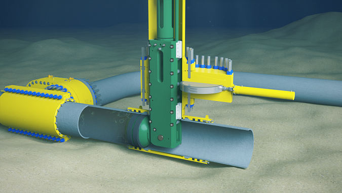 BISEP subsea with bypass
