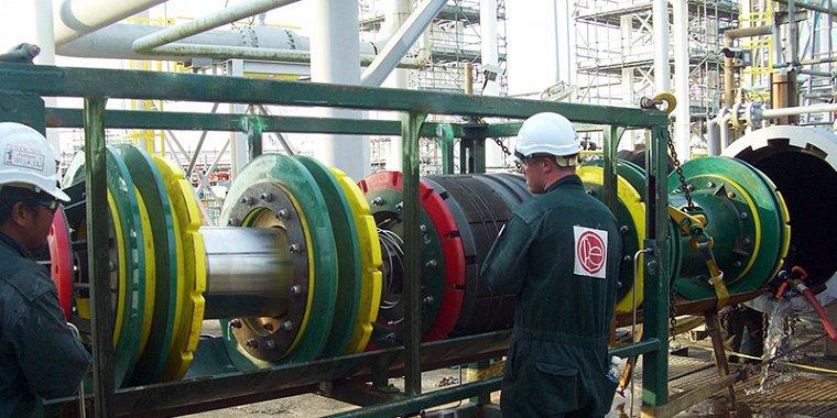 Onshore pipe line isolation plug malaysia