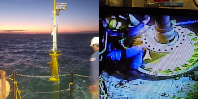 Subsea Hot Tapping & Plugging, Gulf of Mexico